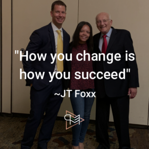 How you change is how you succeed