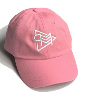 Light Pink P3M Dad Hat