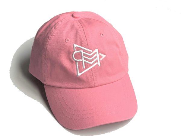 Light Pink P3M Dad Hat