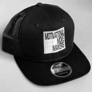 Motivational Move Makers Mesh Snapback