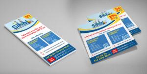 Tri-fold Flyer