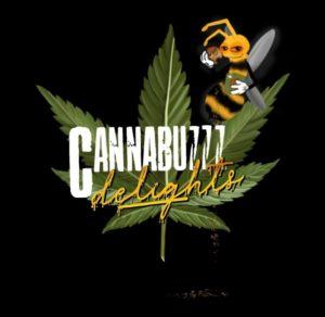 Cannabuzzz Delights Logo