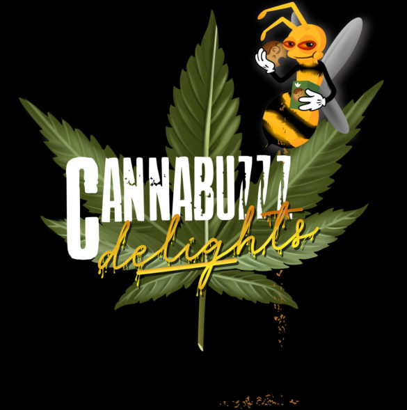 Cannabuzzz Delights Logo