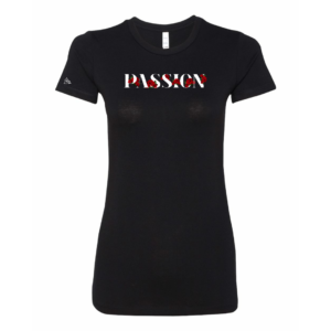 Women Black P3M Passion