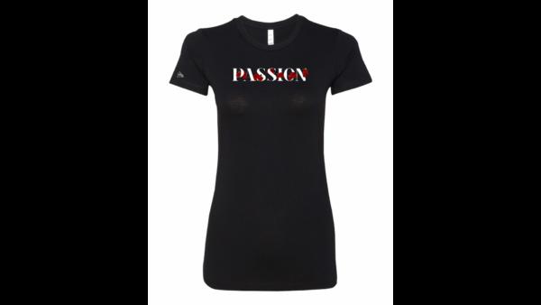 Women Black P3M Passion