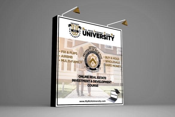 RICH University Banner