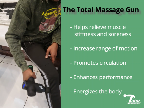 Total Massage Gun